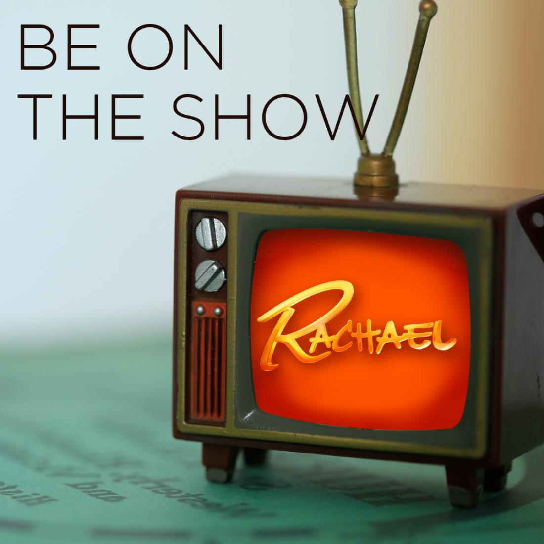 be on the show