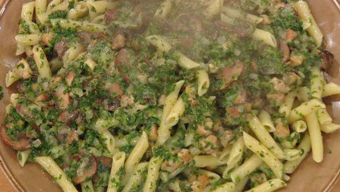 Florentine Penne With Chicken Rachael Ray Show