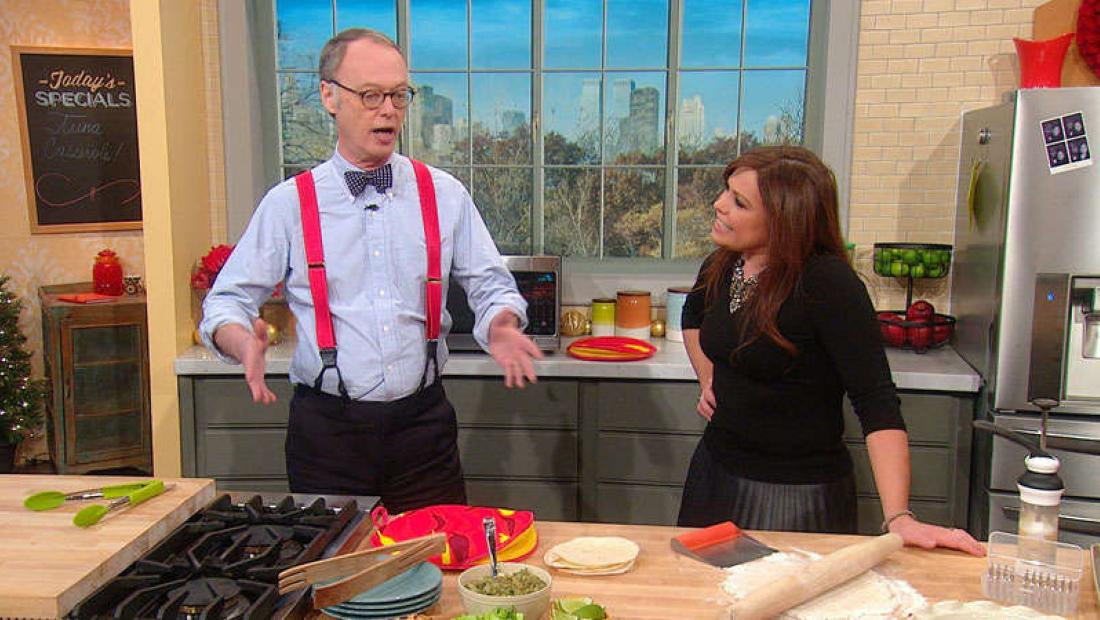 kitchen gadgets with christopher kimball rachael ray show