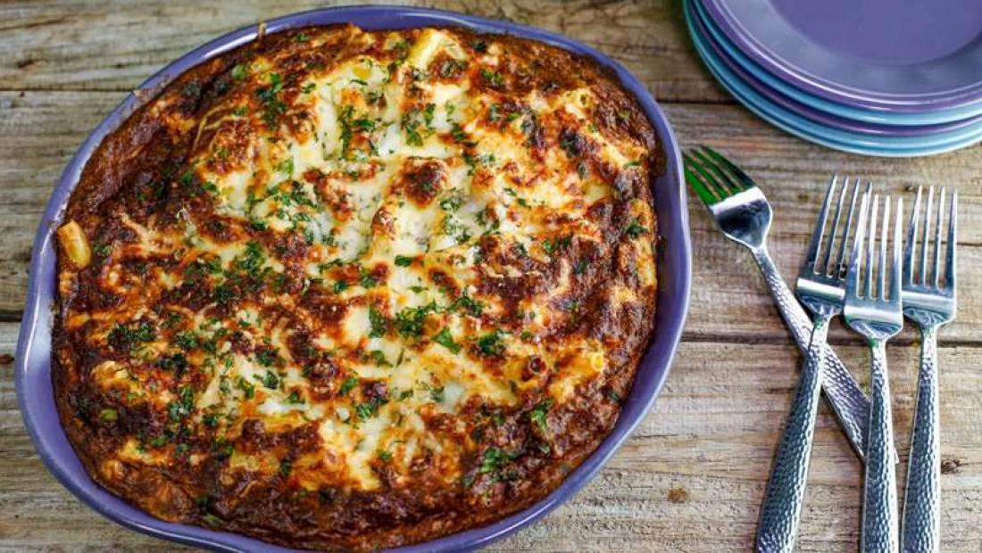 rachael ray italian mac n cheese