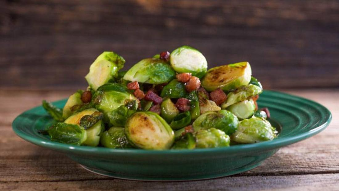 What's in Season: 8 Fresh and Delicious Ways to Prepare Brussels Sprouts