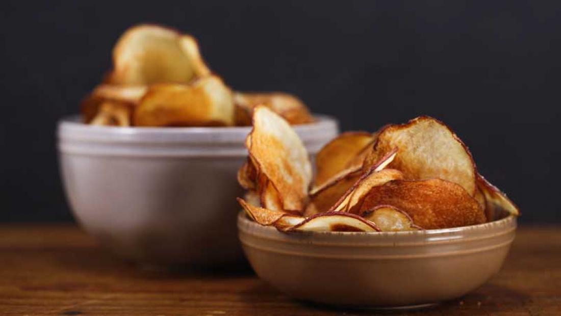 Oprah Winfrey S Truffled Potato Chips Rachael Ray Show