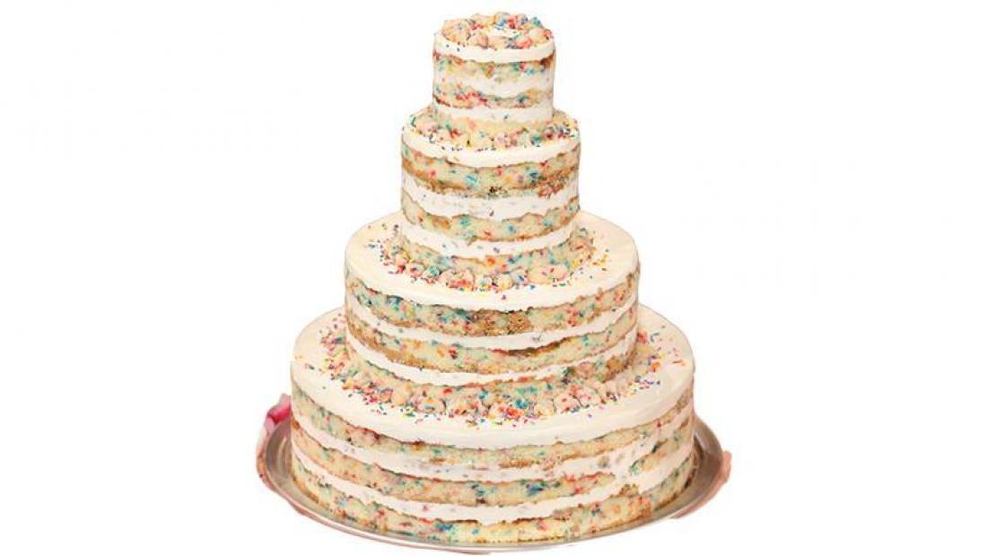 Milk Bars Classic Birthday Cake