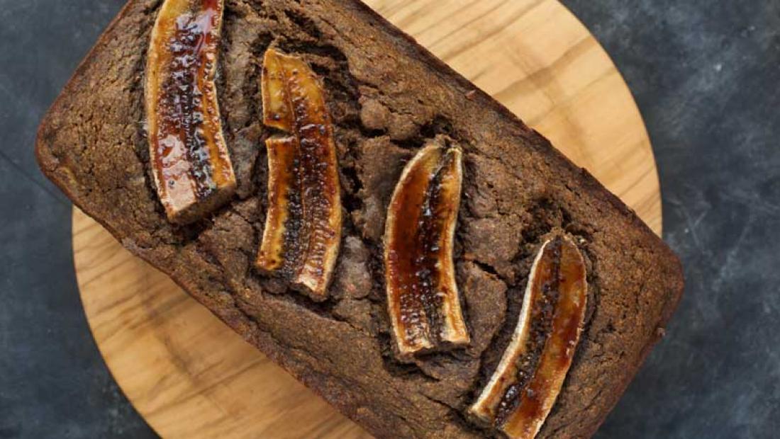 Zucchini Banana Bread Recipes Healthy