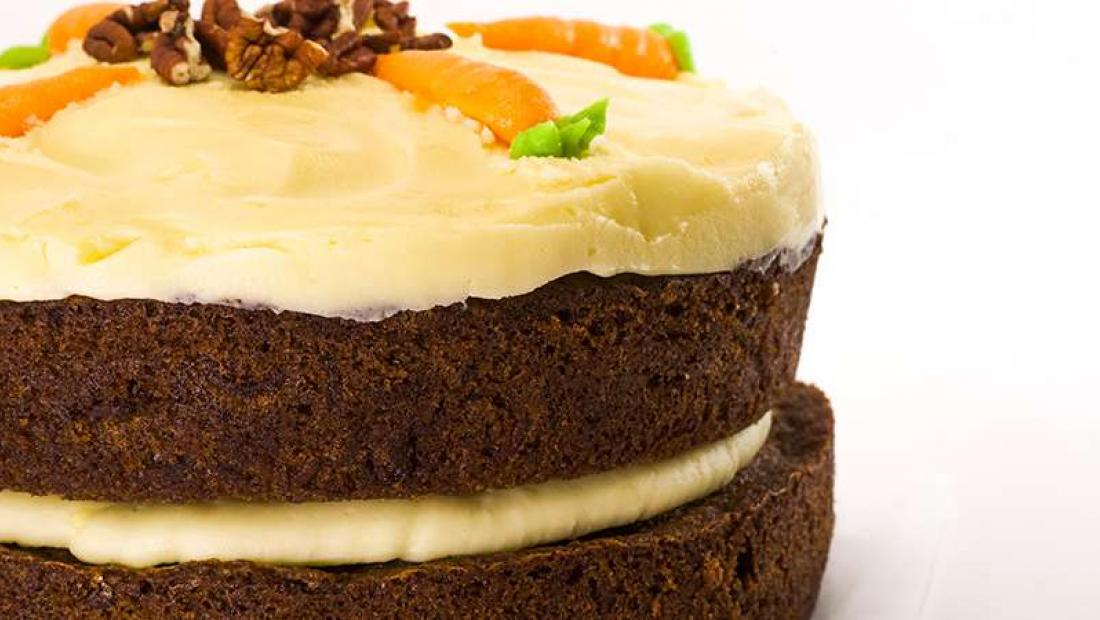 Duff Goldman\'s Carrot Cake | Rachael Ray Show