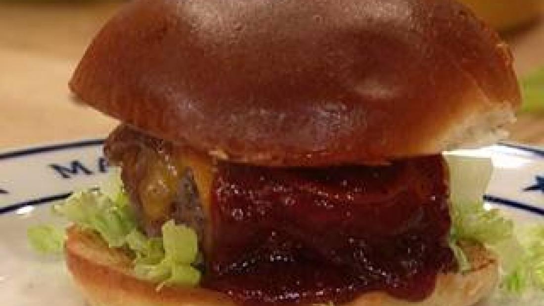 recipe: bacon wrapped burger pinterest [25]