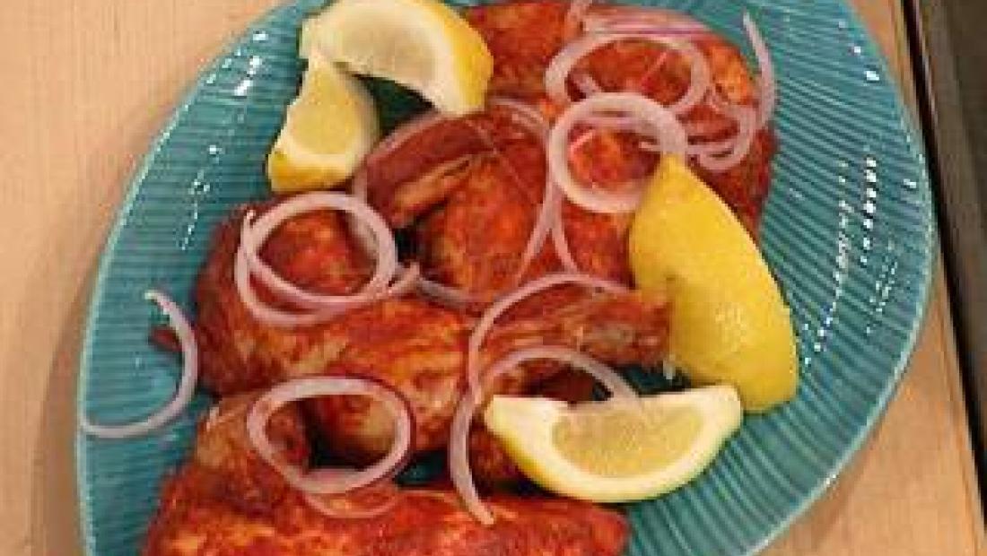 Sanjeev Kapoor S Tandoori Chicken Rachael Ray Show