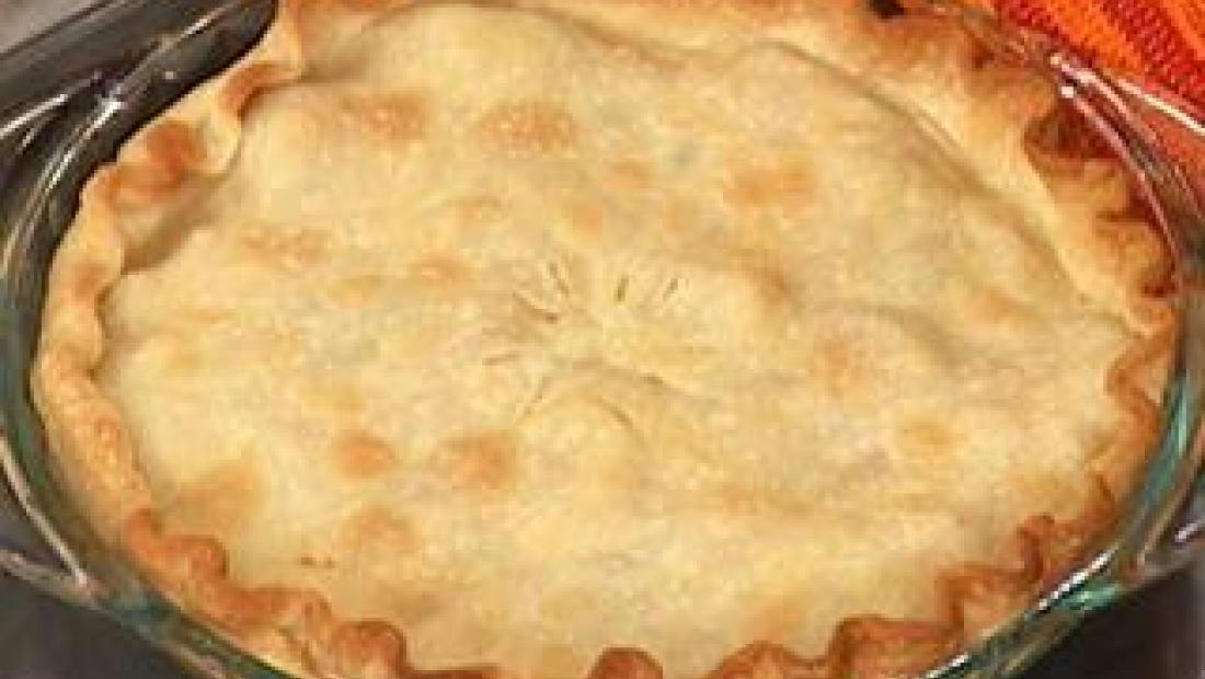 Paula Deens Creamy Chicken Pot Pie Rachael Ray Show