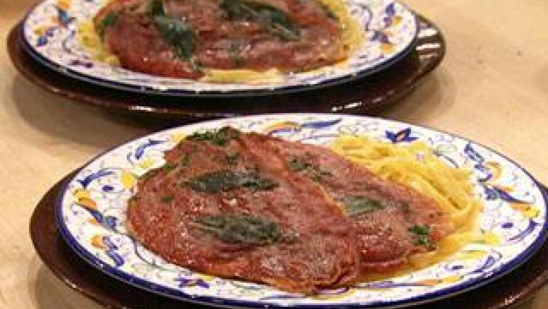 Date Meal Chicken Saltimbocca Rachael Ray Show