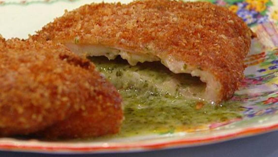 Chicken Cordon Bleu Rachael Ray Show