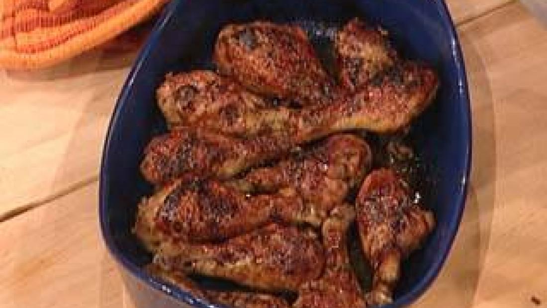 Gordon Ramsay's Sticky Baked Chicken Drumsticks | Rachael