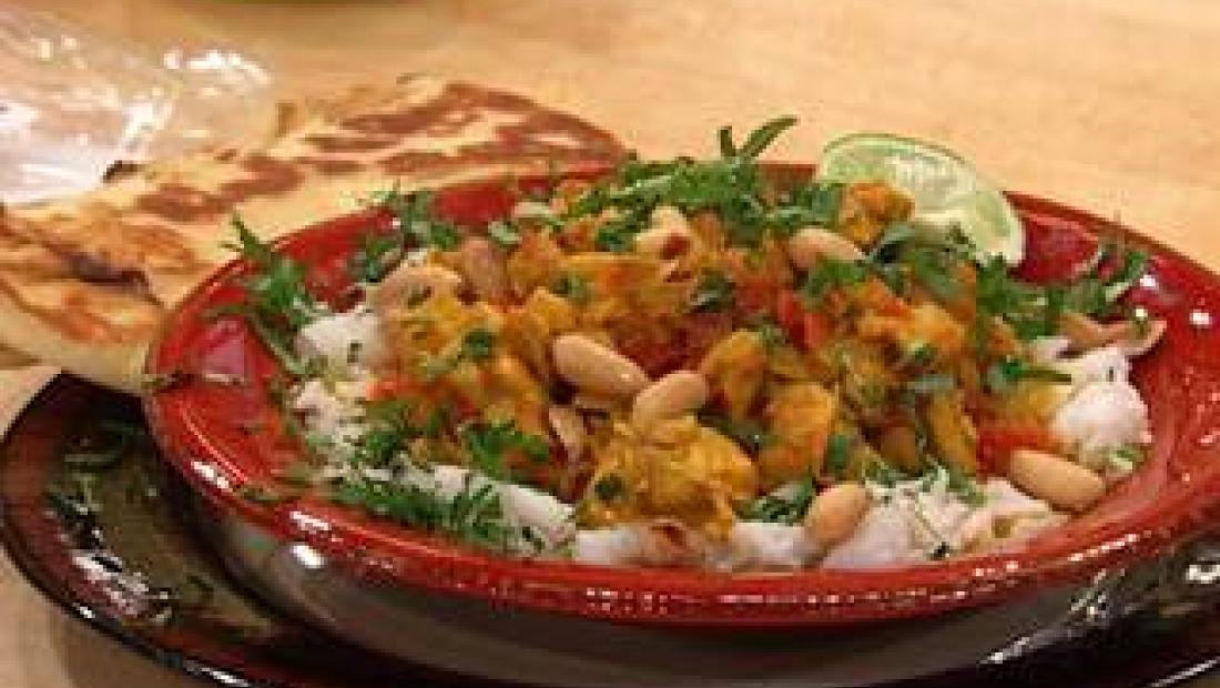 Chicken Vindaloo Rachael Ray Show