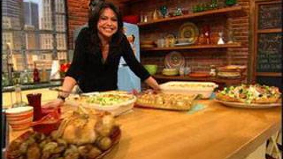 Heat N Eat Five Dinners In One Day Rachael Ray Show