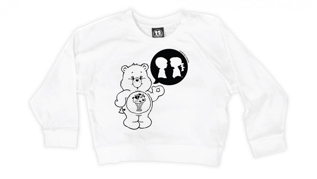 BOY MEETS GIRL® x CARE BEARS™ Sweatshirt