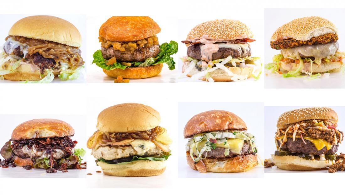 10 Of Rachael S Best Burgers Ever Rachael Ray Show