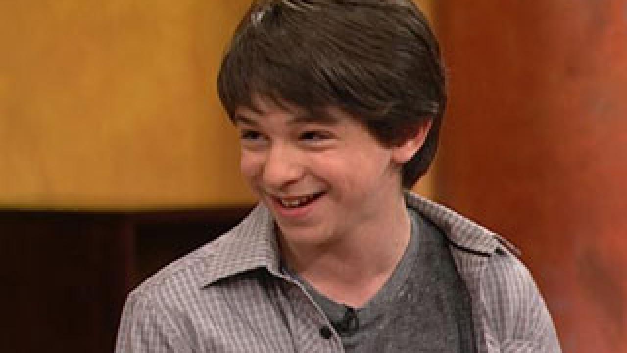 Diary Of A Wimpy Kid Rodrick Rules Zachary Gordon Rachael Ray Show