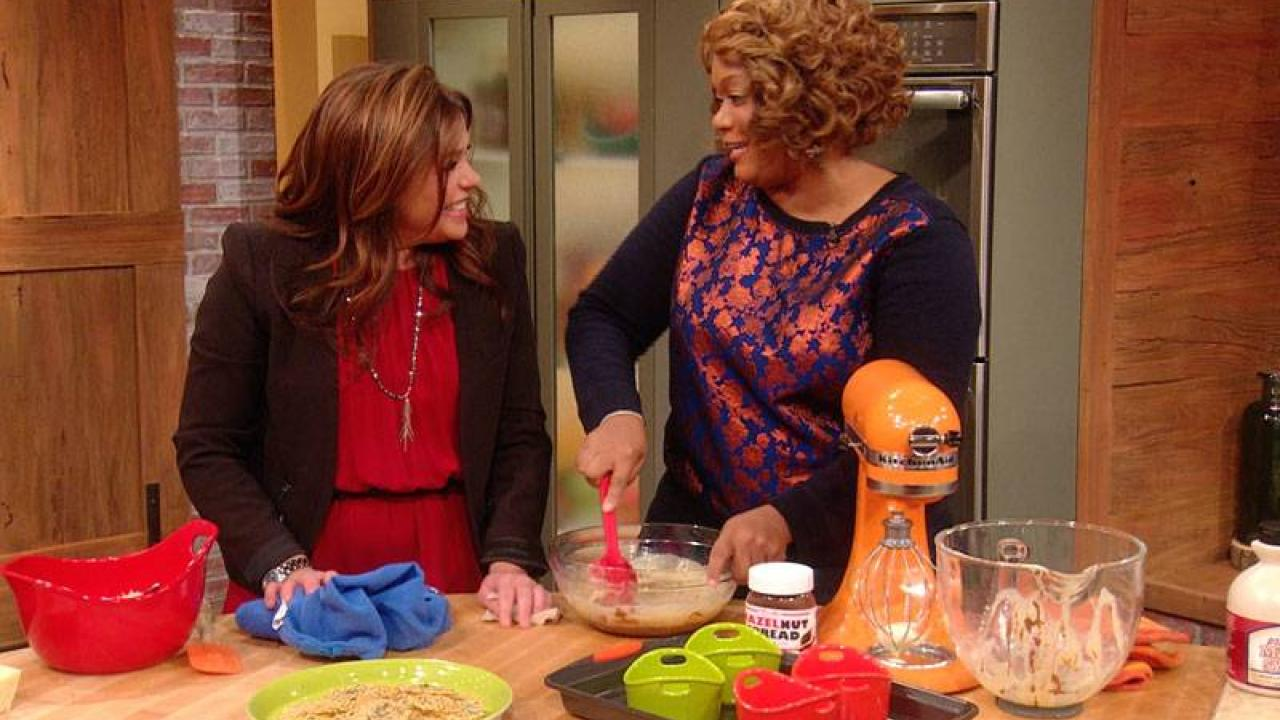 Sunny Anderson S 2 Ingredient Recipes Rachael Ray Show