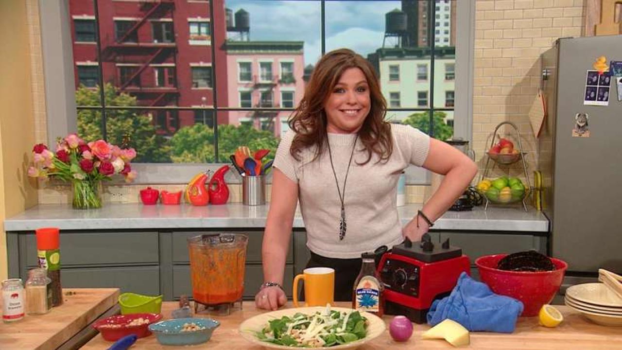 Watch Rach S Hilarious Kitchen Fail Rachael Ray Show