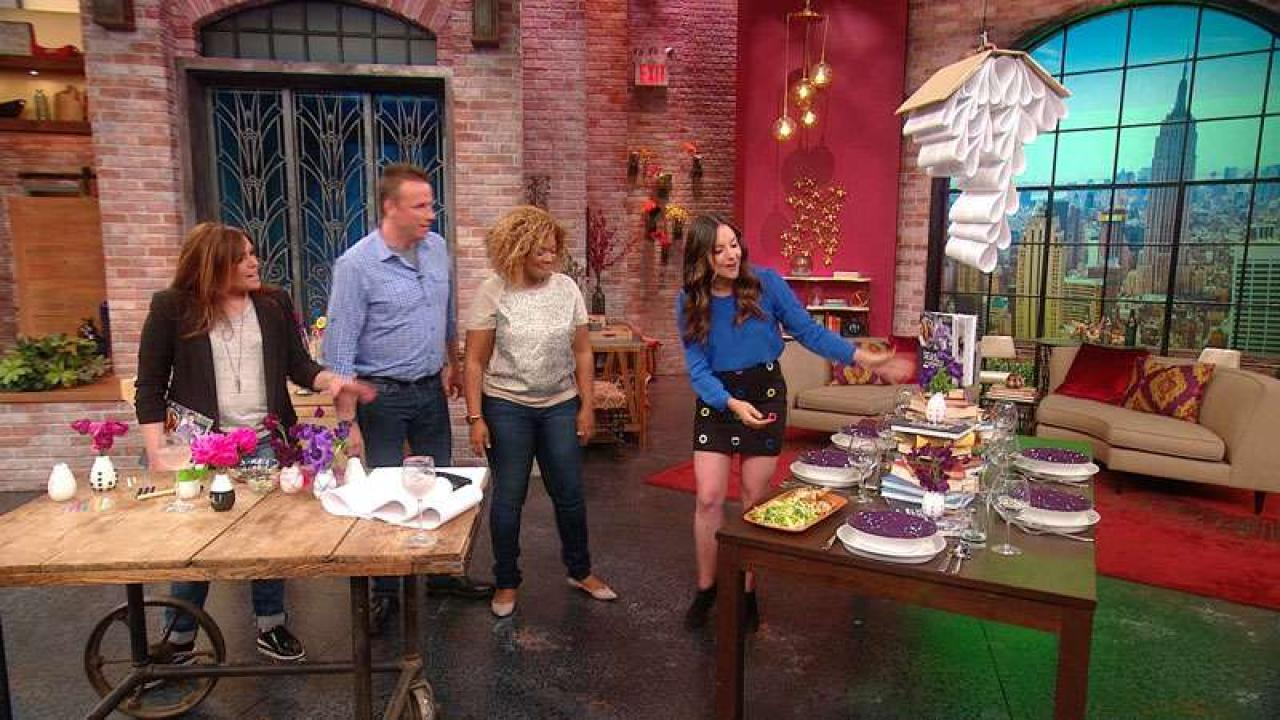5 Diy Party Decorations To Make On A Budget Rachael Ray Show