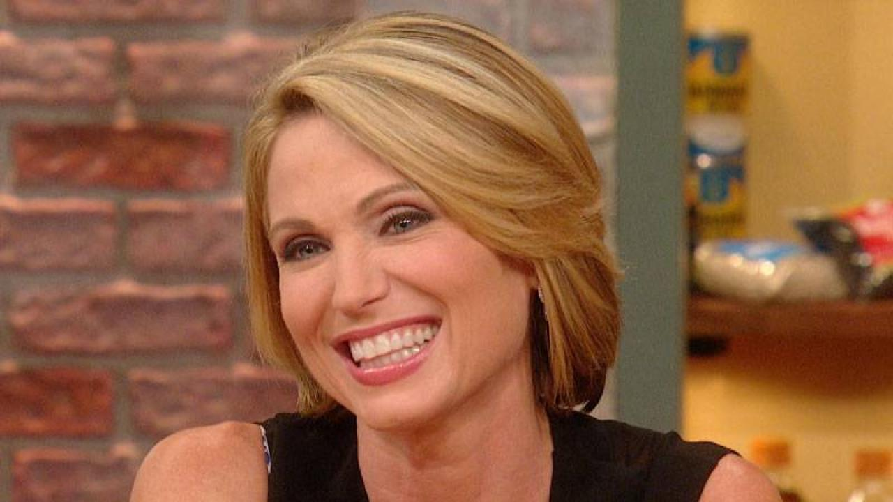 Amy Robach Reveals How Robin Roberts Saved Her Life Rachael Ray Show