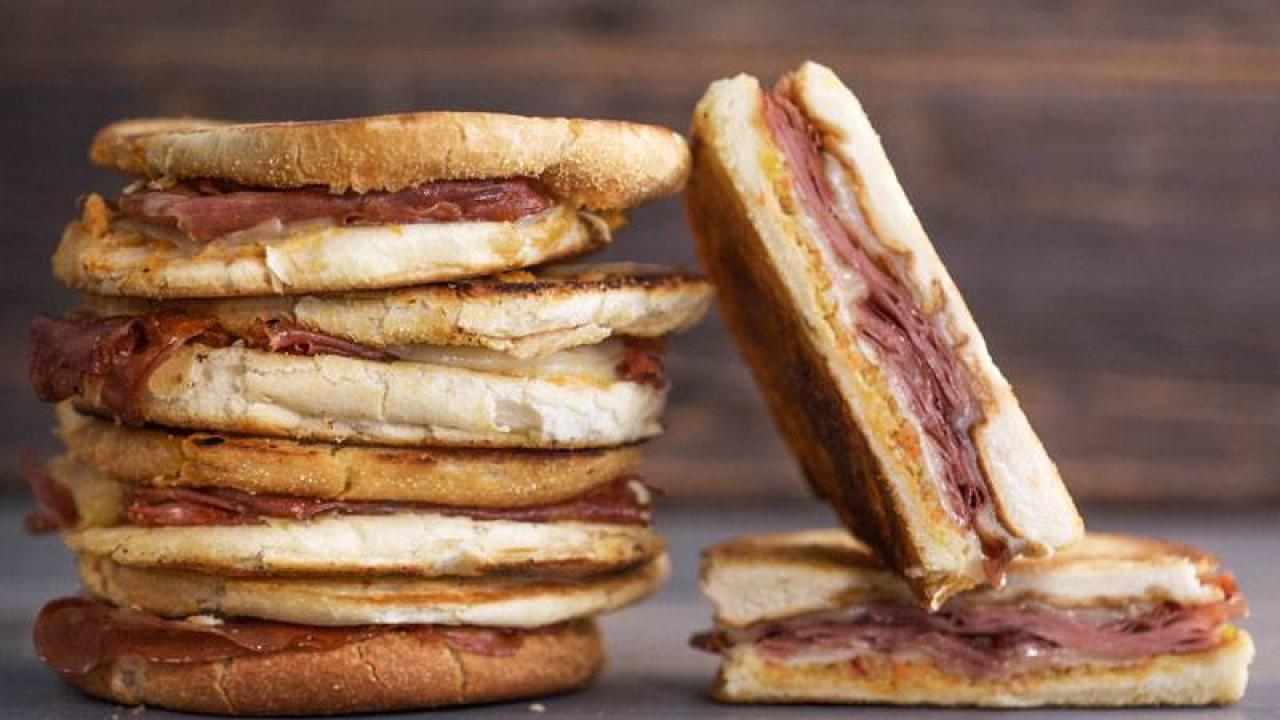 6 Creative Sandwiches To Make For Cold Cuts Day Rachael Ray Show