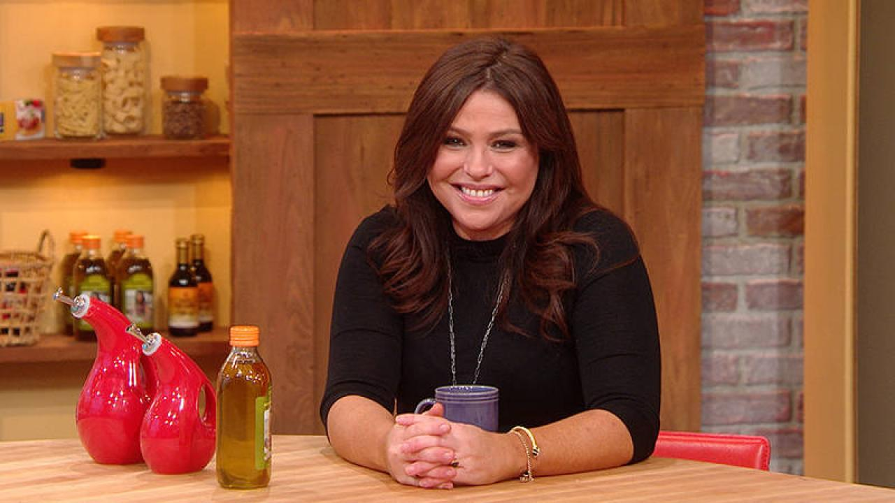 rachael ray answers facebook question what is evoo. Black Bedroom Furniture Sets. Home Design Ideas