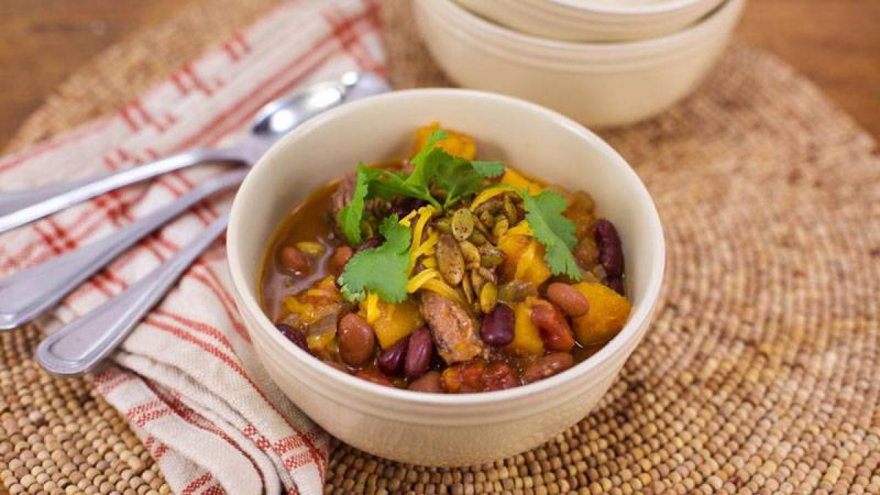 Slow Cooker Pot Roast Chili
