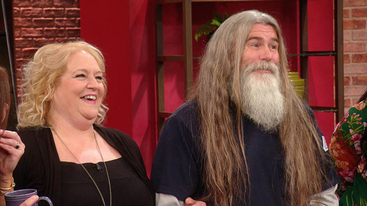 Man Who Stopped Cutting His Hair When His Mom Died Of Cancer Gets An Emotional Makeover