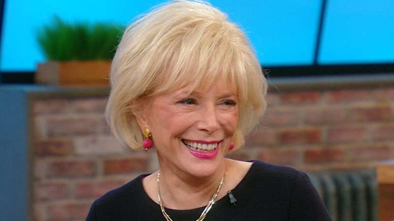 60 Minutes Journalist Lesley Stahl On Becoming A Grandmother