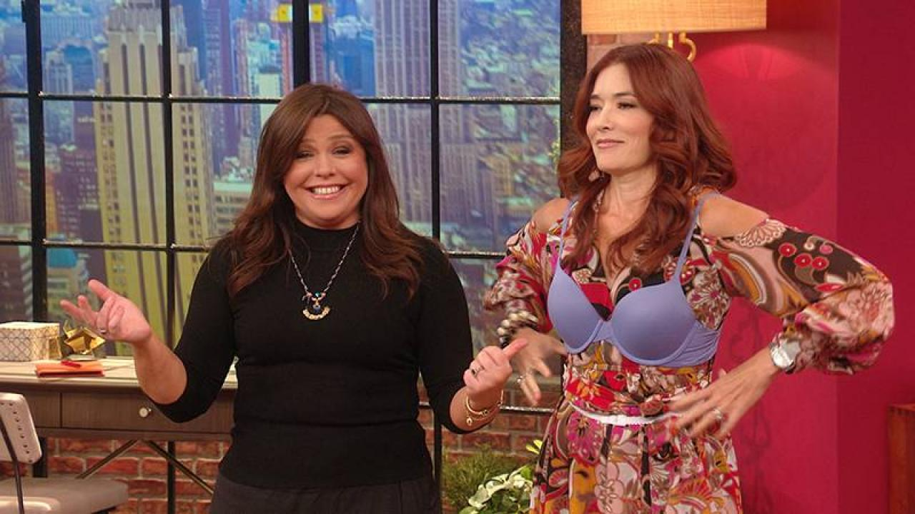 5 Hacks To Make Your Bras Work For Almost Any Situation Outfit Rachael Ray Show