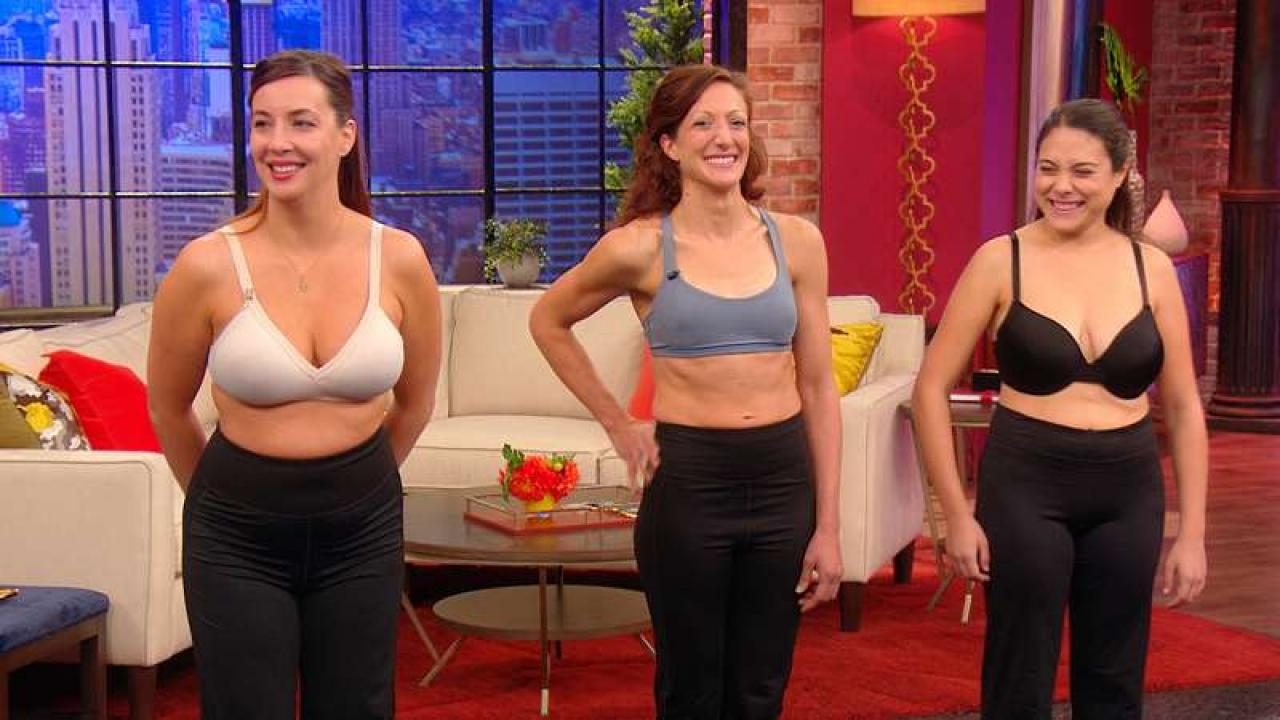 The 5 Basic Breast Shapes + Which Bra Is the Perfect Fit ...