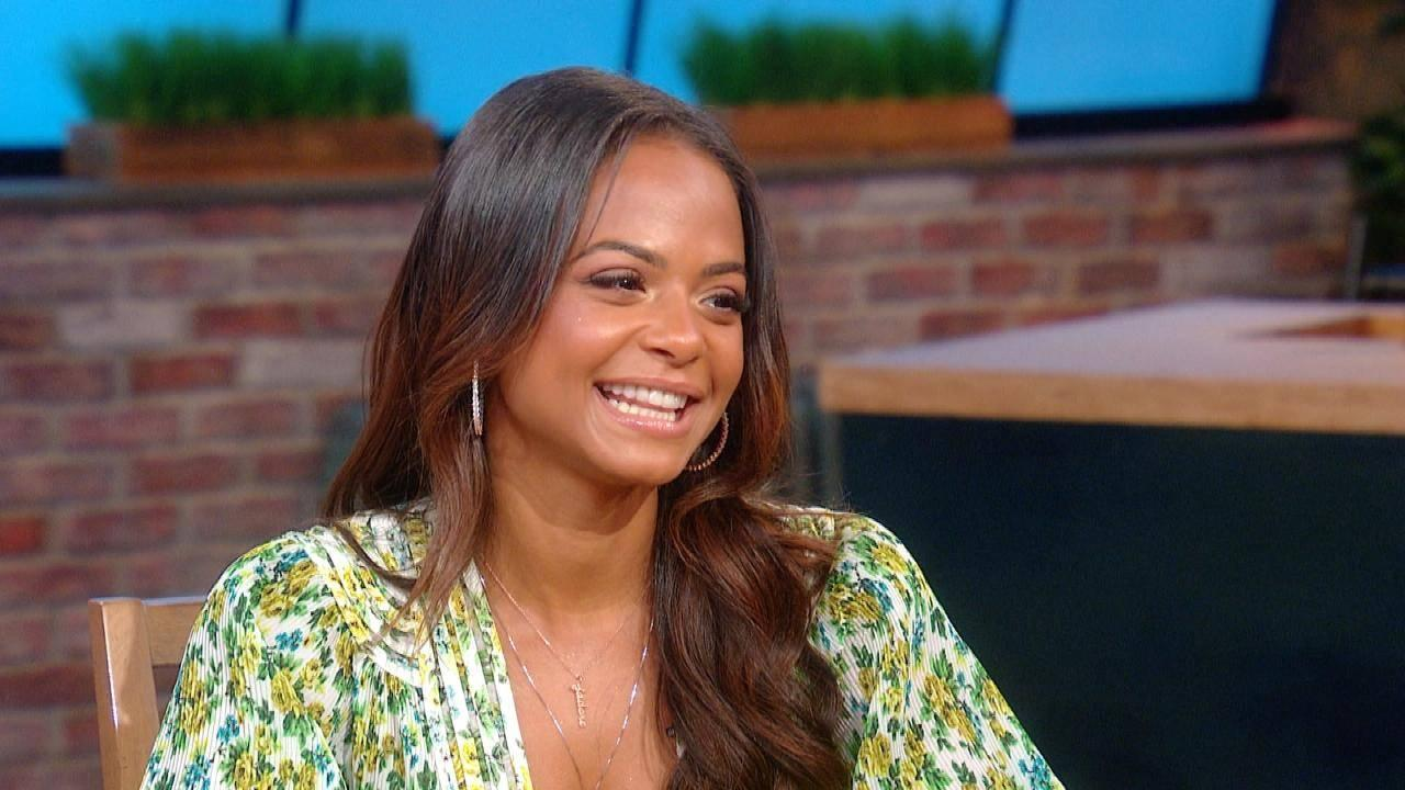 Christina Milian On Her 8 Year Old Daughter Having Nearly