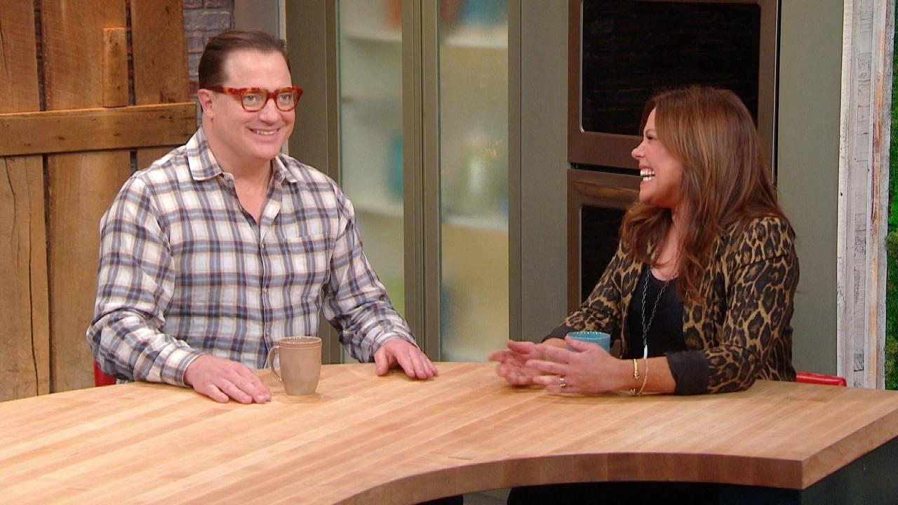 Brendan Fraser On The One Thing His Sons Love To Eat So