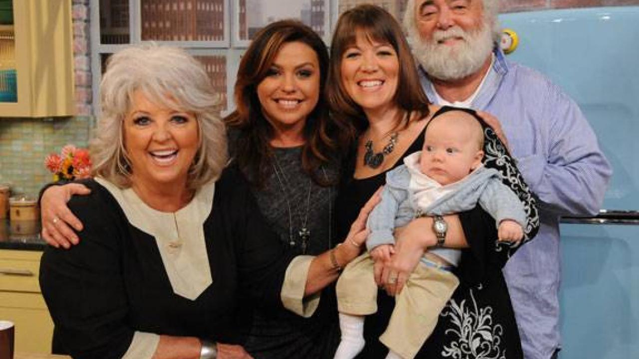 Meet Paula Deen S Grandson Rachael Ray Show