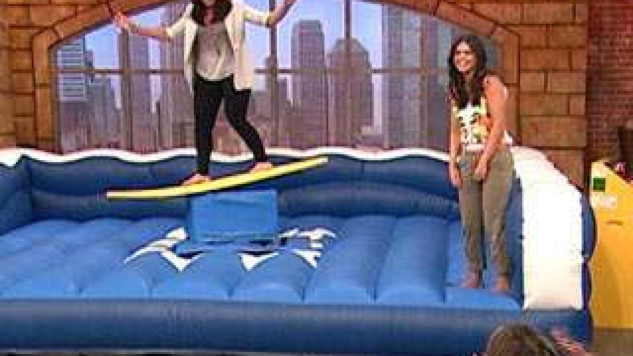 Surf S Up With Katie Lee Amp Rach Rachael Ray Show