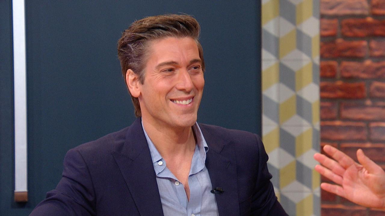 You Won T Believe How Abc Anchor David Muir Reacted When A