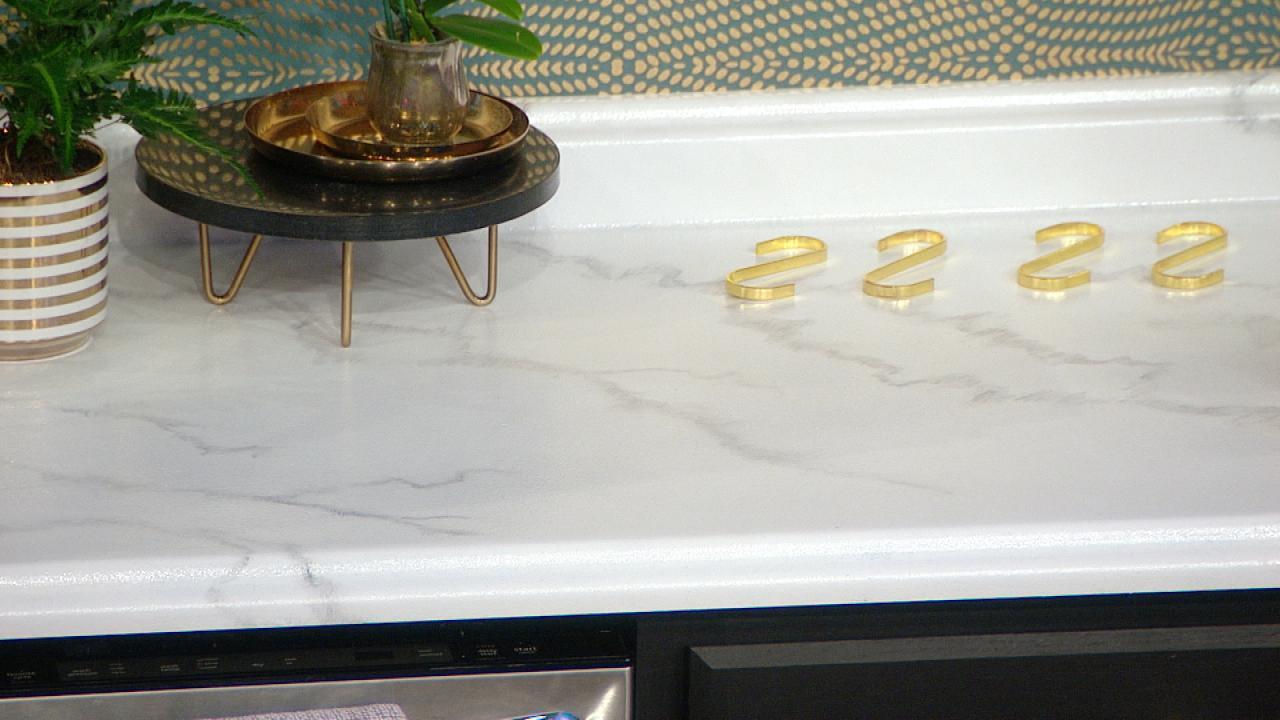 Diy Faux Marble Countertops Rachael