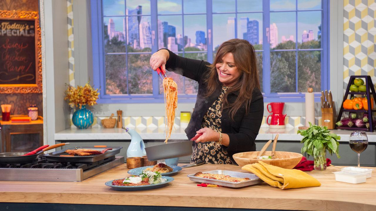 """Rachael Ray 50"" Recipes: Sneak Peek At Some Of Rach's Favorite Recipes From Her New Cookbook"