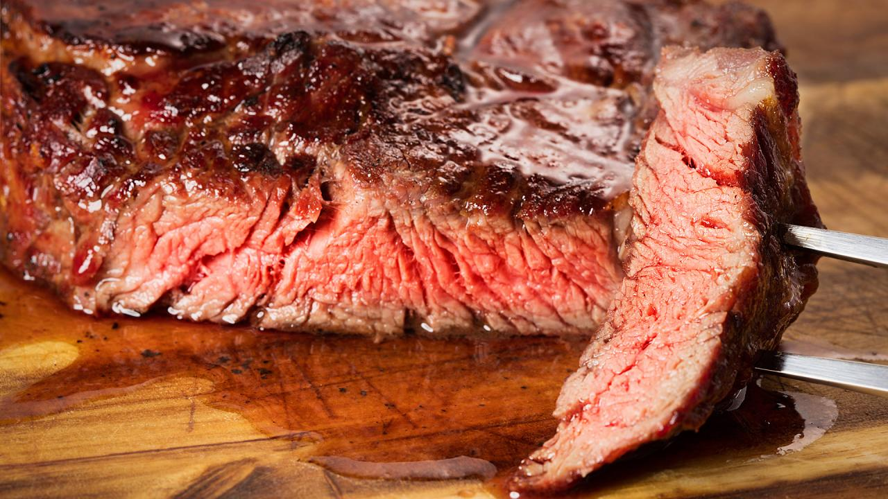 How To Cook a Rib-Eye Steak