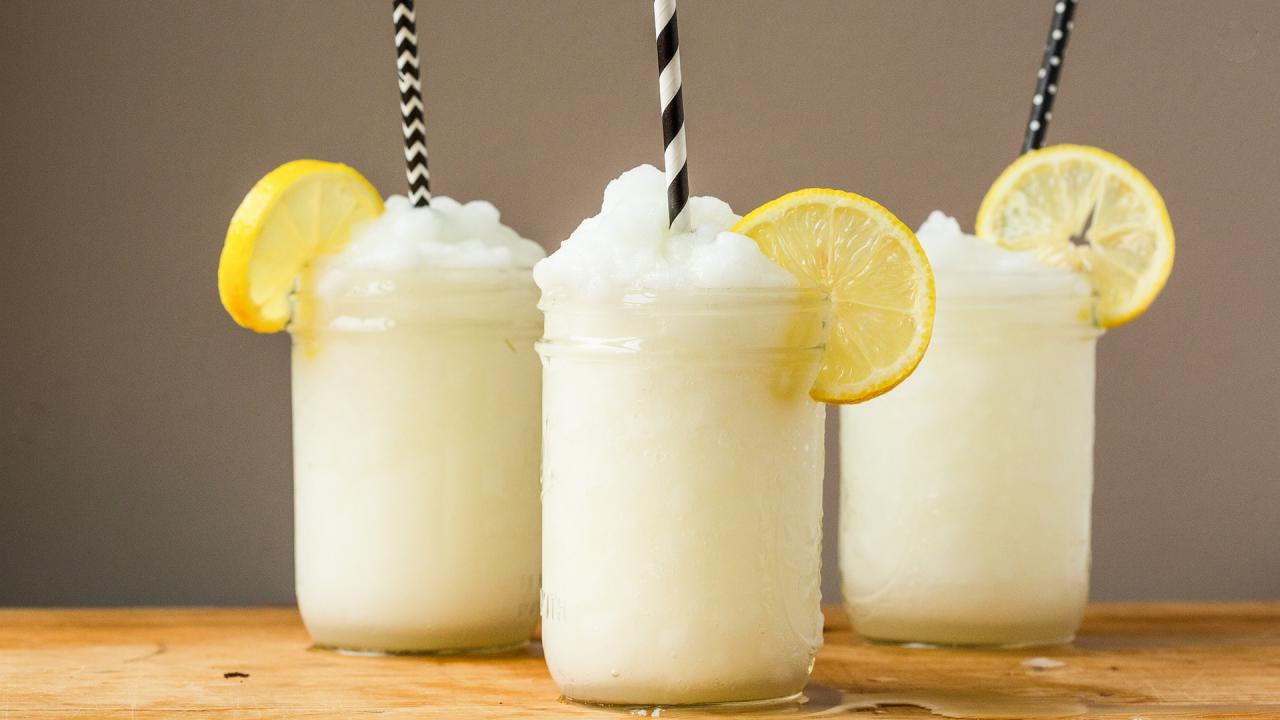 Frozen Lemonade Rachael Ray Show