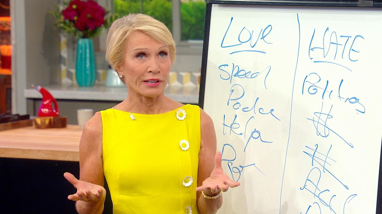 "Work-Life Balance: How ""Shark Tank"" Star Barbara Corcoran Does It"