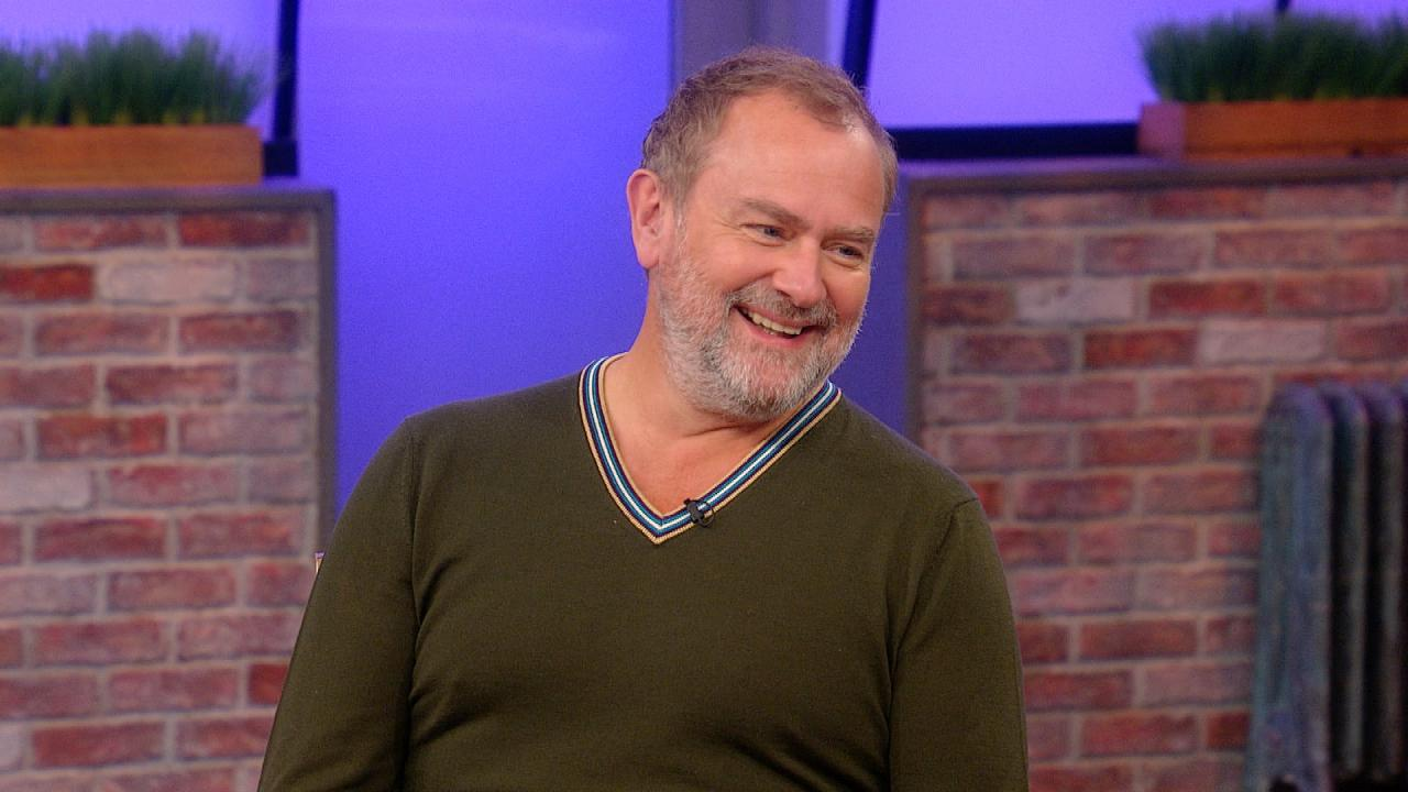 Downton Abbey Star Hugh Bonneville On Which Royals Have Visited The Set