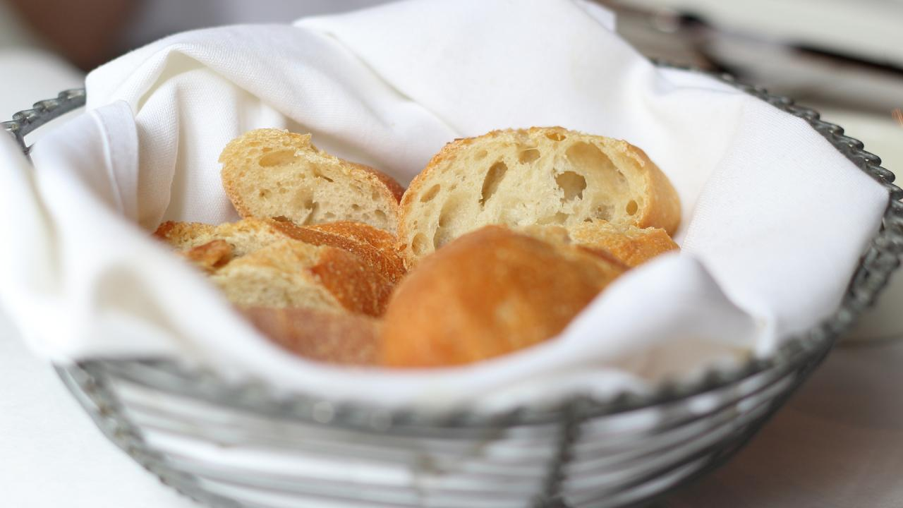Bread & Butter Etiquette: 3 Things You're Probably Doing Wrong