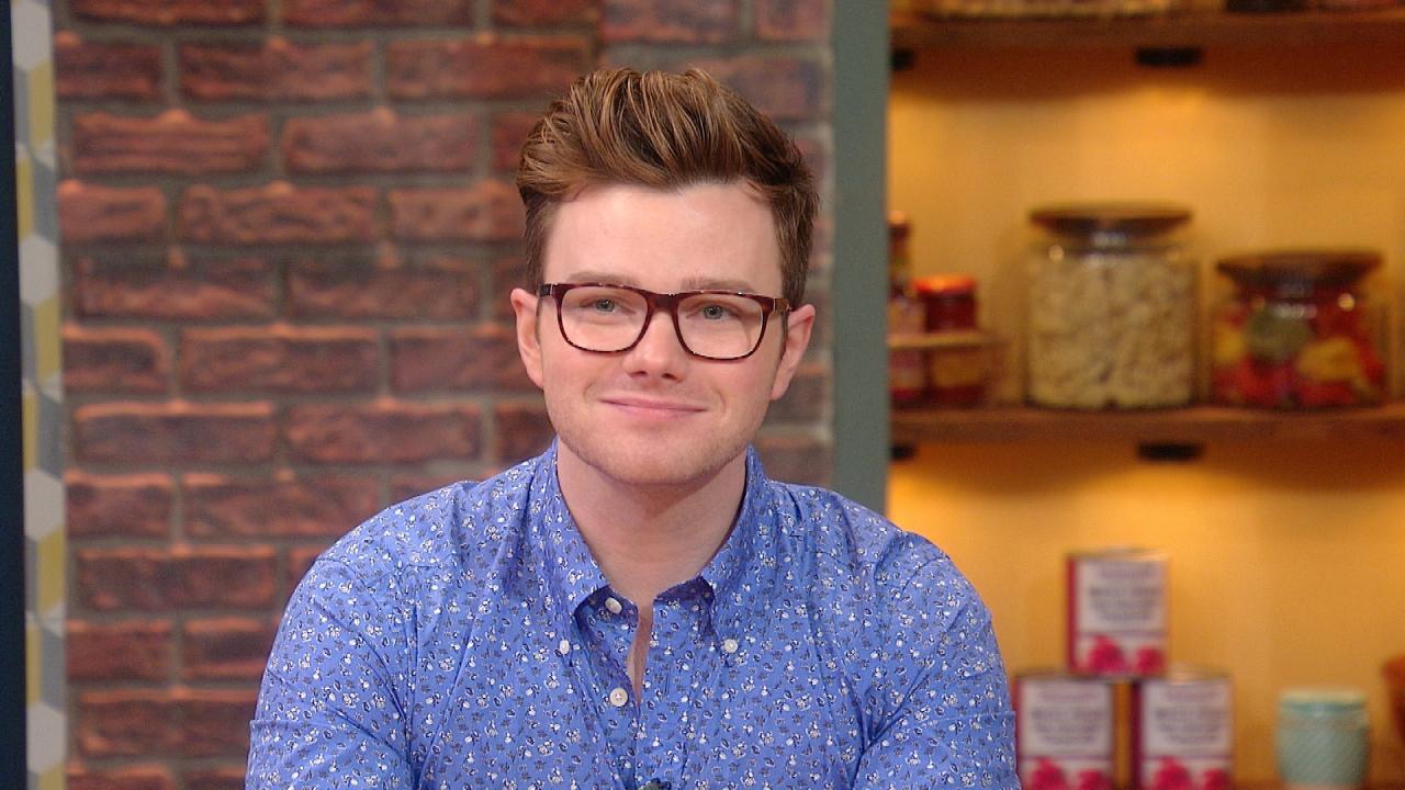 "Glee Star Chris Colfer: Fans Still Scream ""Glee"" At Him 10 Years Later"