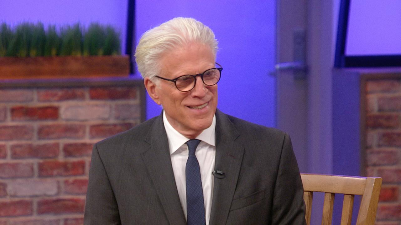 """Ted Danson On Why He Thinks It's """"Wonderful"""" That The Good Place Is Ending"""