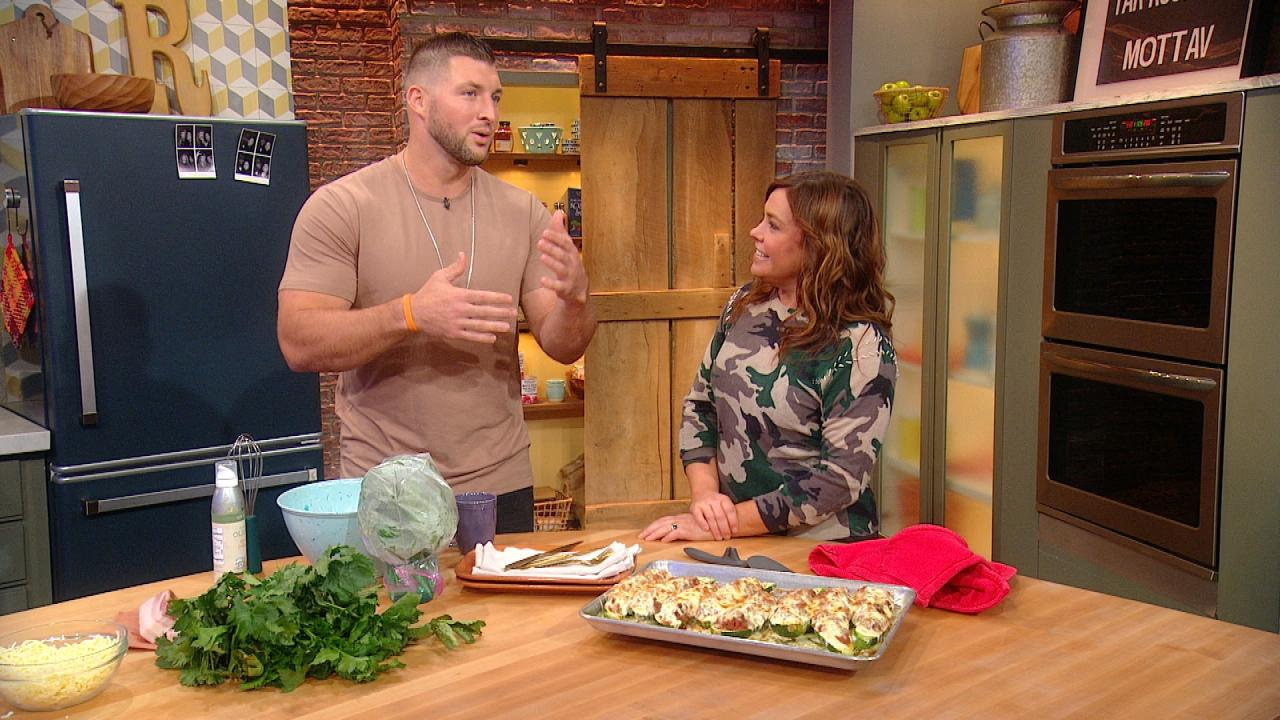 Tim Tebow S Keto Diet Rachael Ray Show