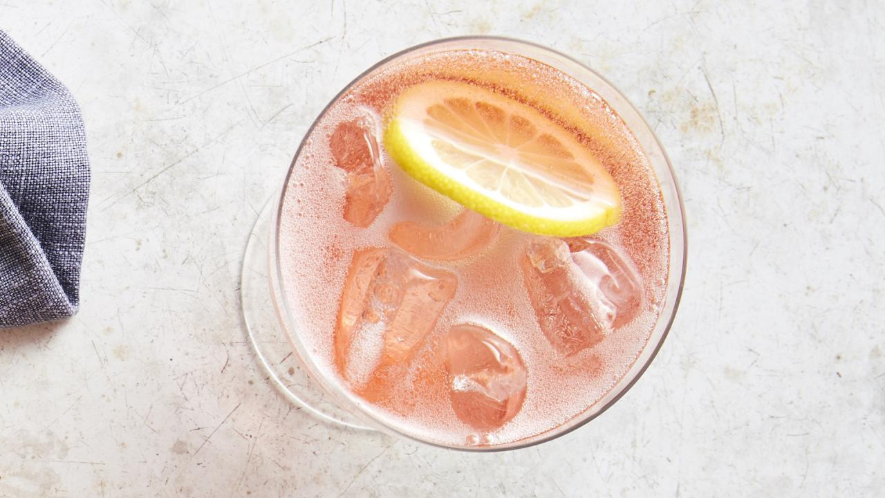 """How To Make John's Negroni Cocktail From """"Rachael Ray 50"""""""