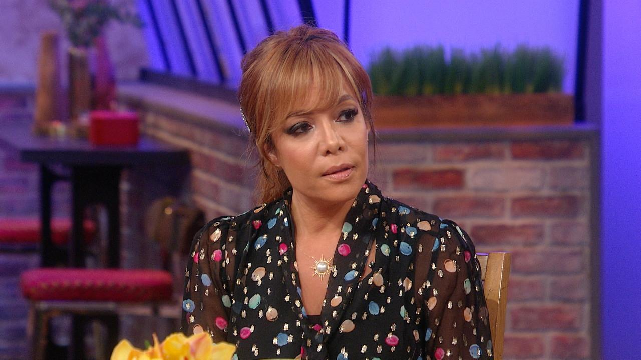The View's Sunny Hostin Shares Emotional Connection To New Show Truth About Murder