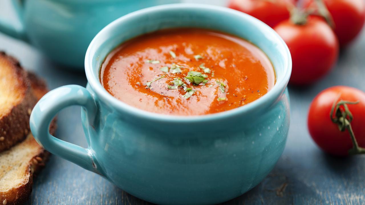 Tomato Soup Recipe Rachael Ray Show