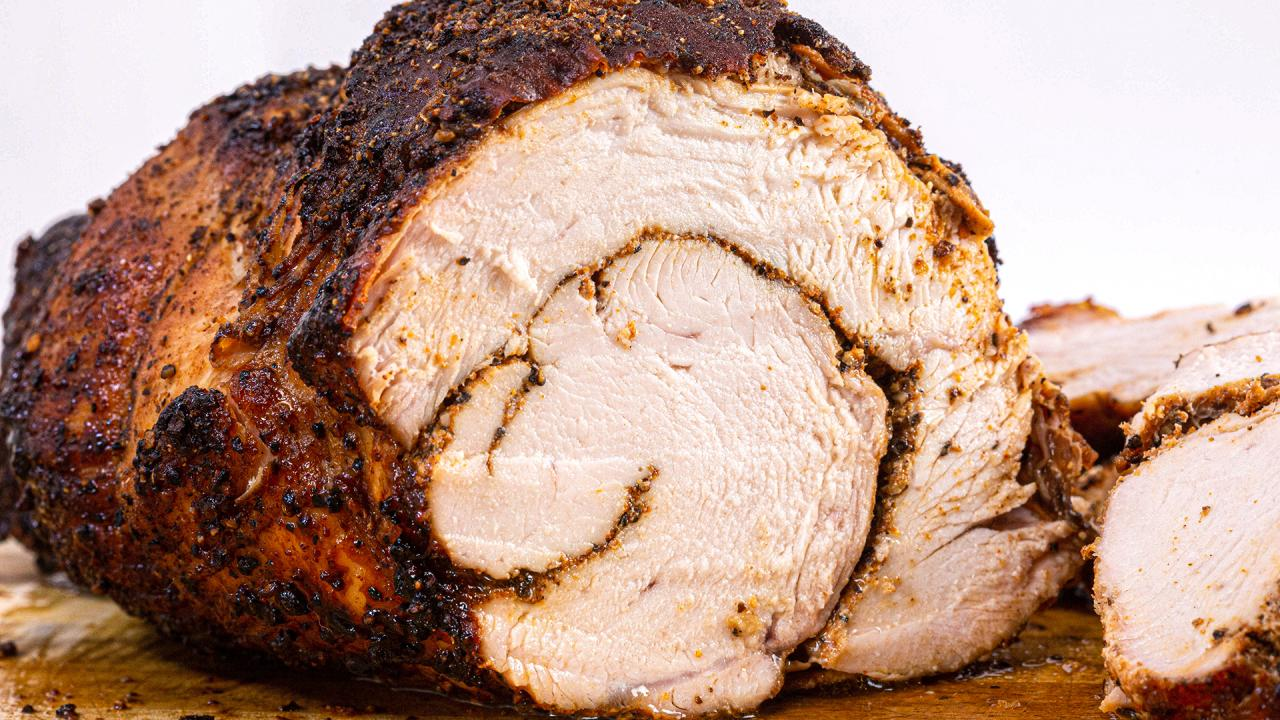 How To Make Pastrami-Style Roast Turkey By Gail Simmons
